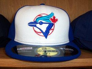 Toronto Blue Jays Alternate 2 Fitted