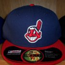 Cleveland Indians Home Fitted