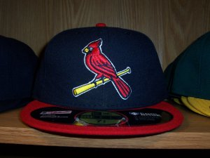 St. Louis Cardinals Alternate Fitted