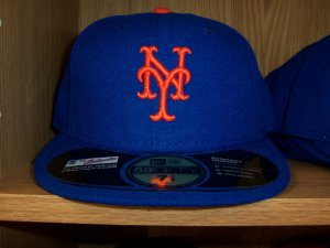 New York Mets Home Fitted
