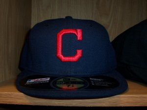 Cleveland Indians Alternate 2 Fitted