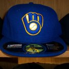 Milwaukee Brewers Alternate Fitted