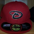 Arizona Diamondbacks Game Fitted