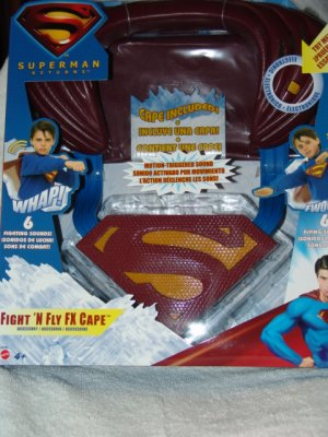 Superman Fight 'N Fly FX Cape