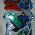 Kryptonite Smash Superman Action Figure *By Mattel* New