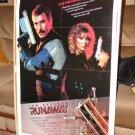 Runaway / movie poster / one sheet / Tom Selleck