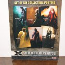 The X MEN LAST STAND Posters / Circuit City