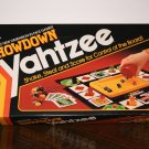 Showdown Yahtzee