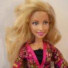Barbie type doll