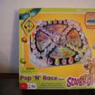Scooby Doo  pop 'n' race game