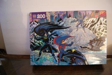 """Batman  """"Batman & Robin"""" Puzzle"""