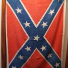 """Confederate flag""  /  Stars & Bars beachtowel"