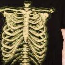 Skeleton front tee