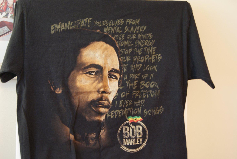 Bob Marley tee 2