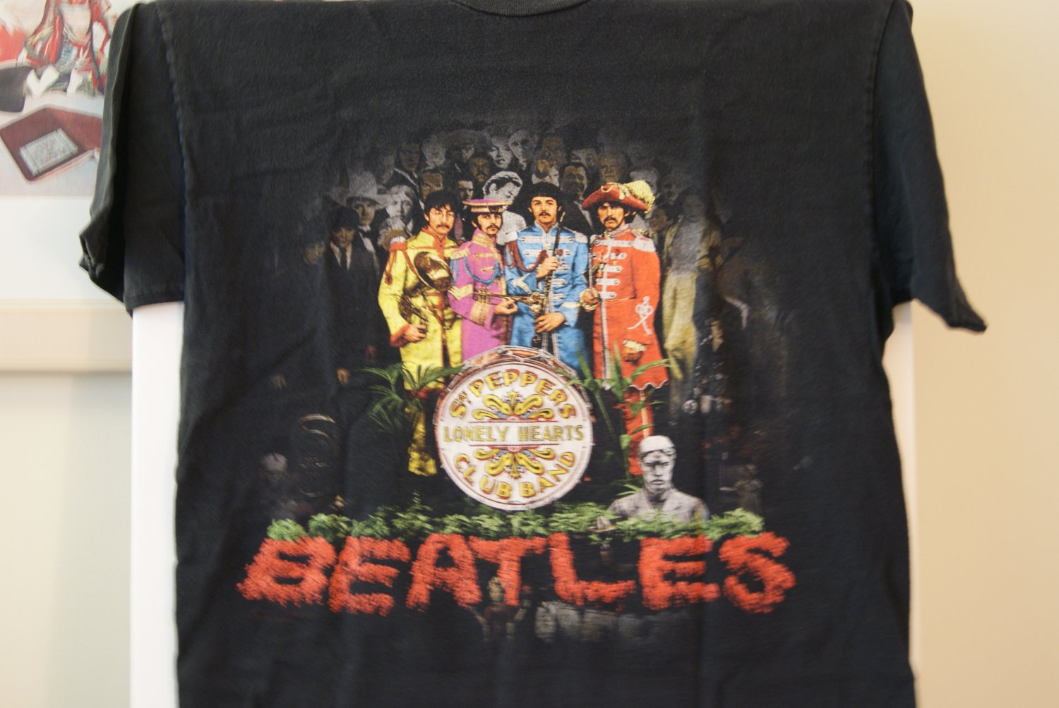 The Beatles  / Sgt. Pepper tee
