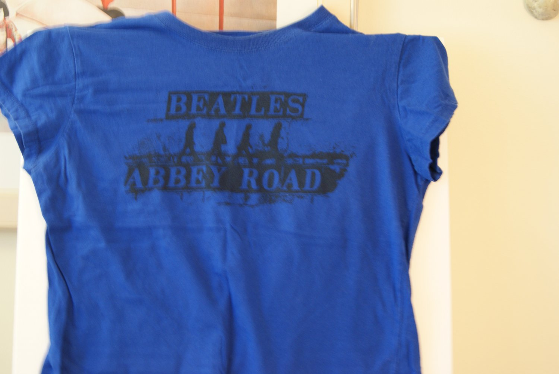 The Beatles / Abbey Road tee