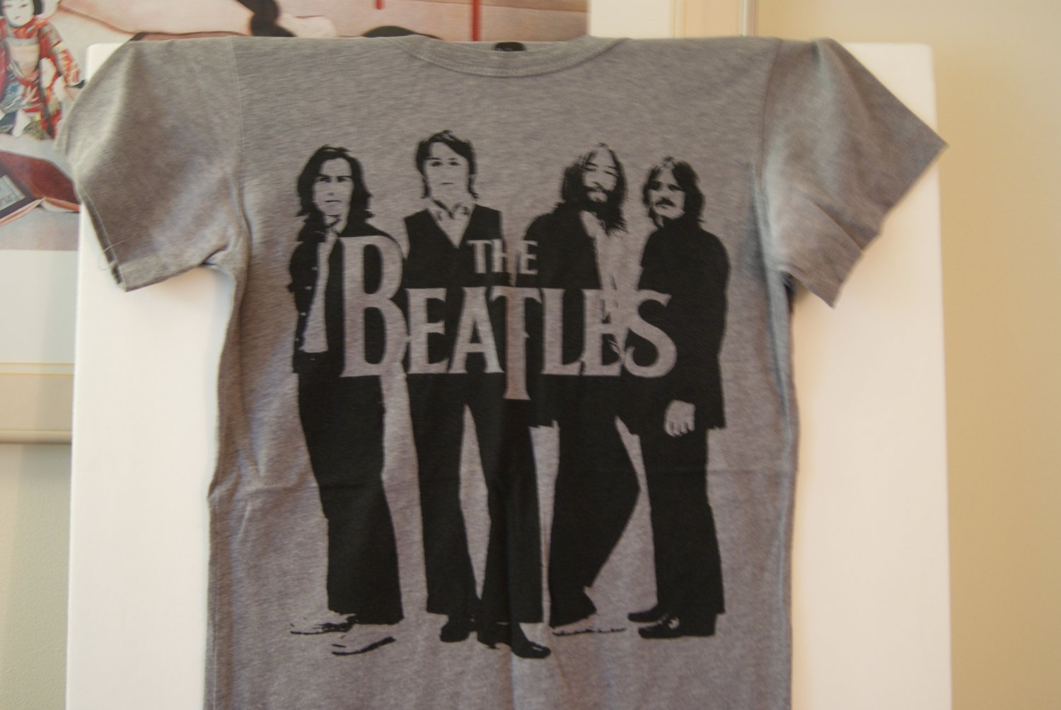 The Beatles tee 3