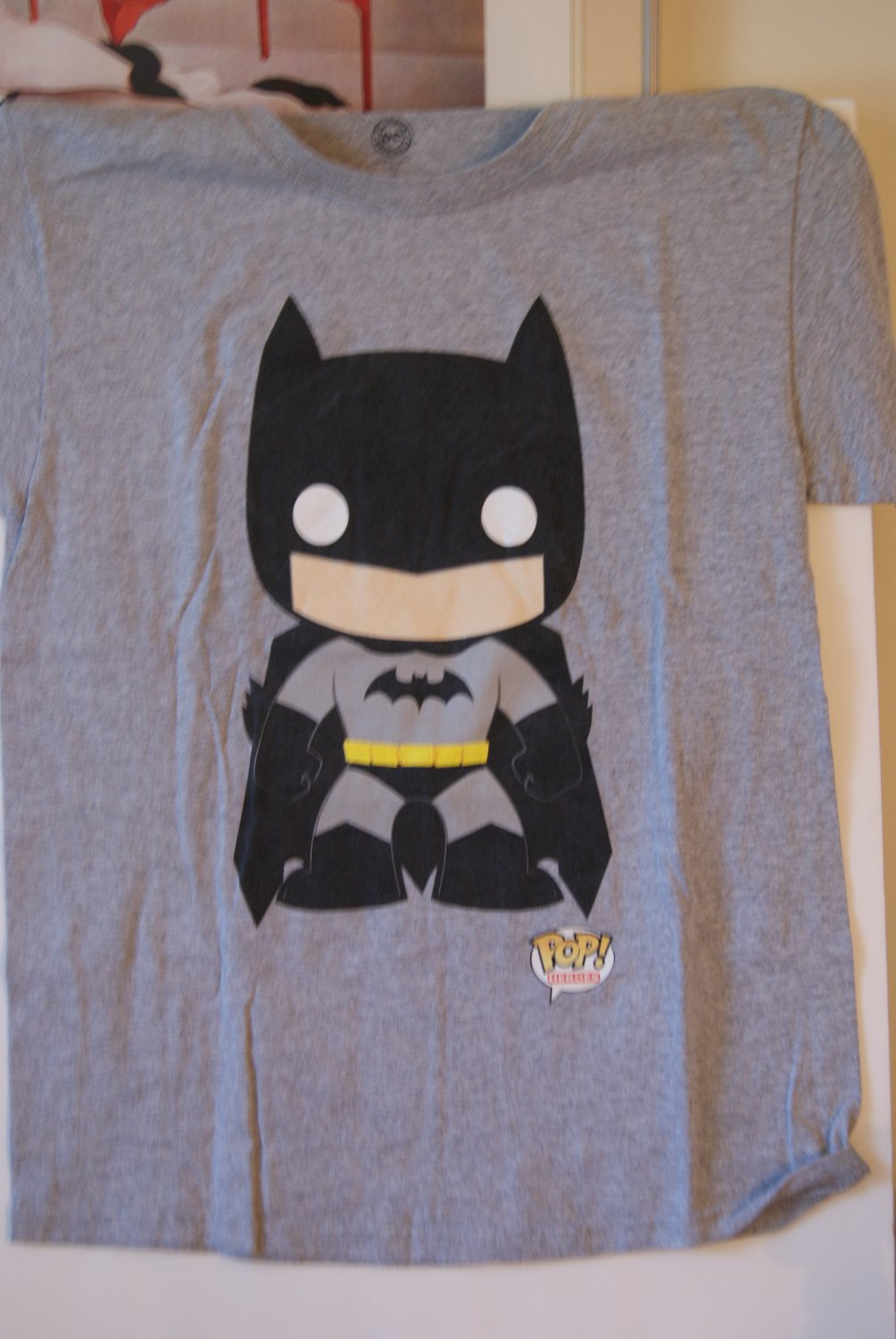 Batman  POP HEROES tee