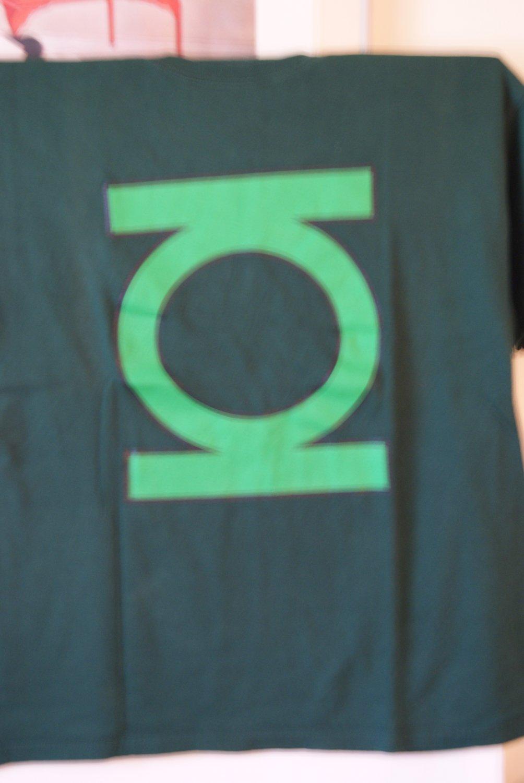 Green Lantern tee 2