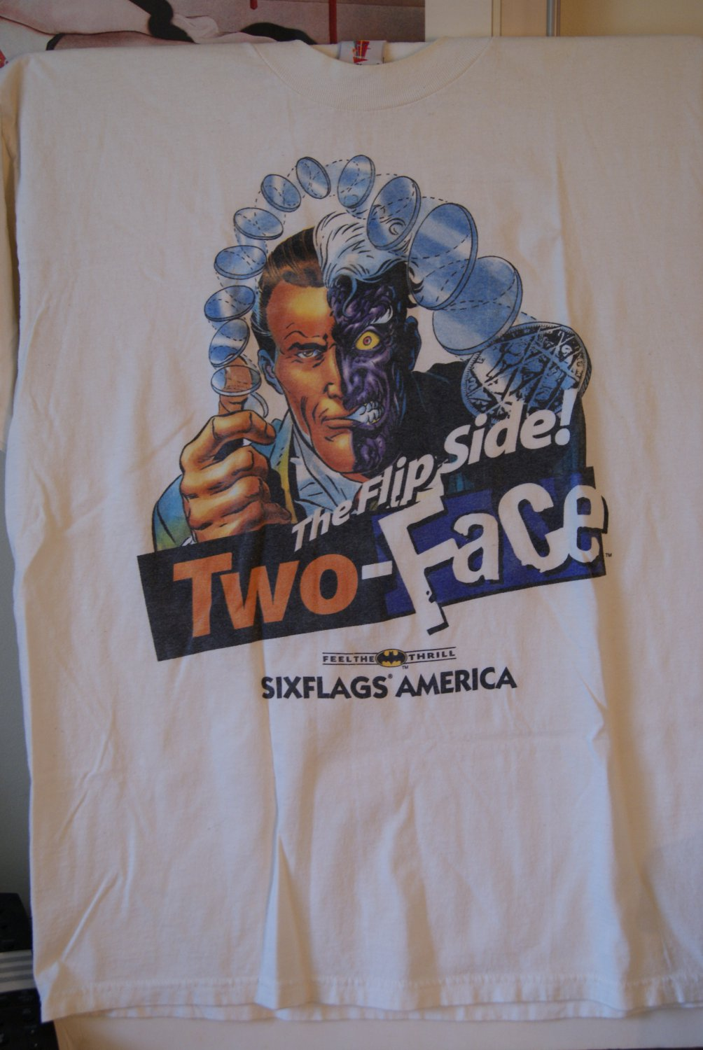Two Face tee 2