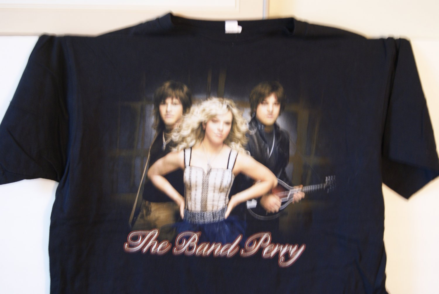 The Band Perry tee