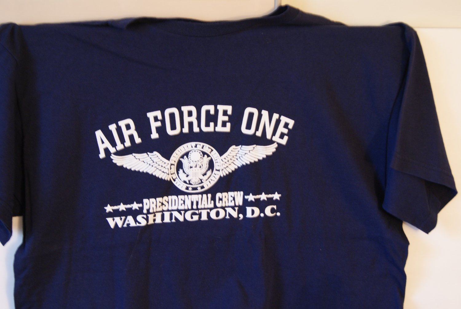 Air Force One tee