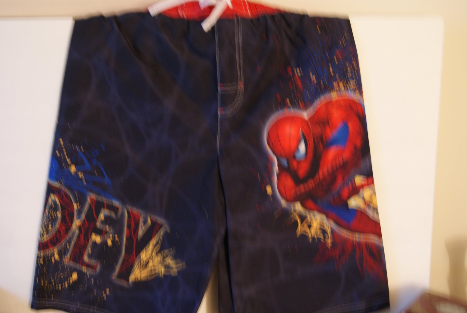 Spiderman swimtrunks / shorts