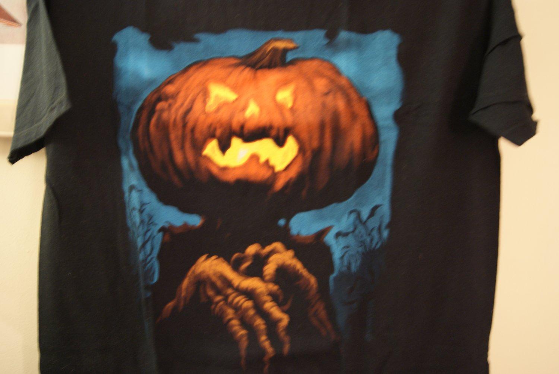 Pumpkin creature tee