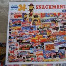 Snackmania puzzle