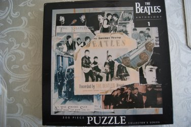 The Beatles anthology 1 puzzle