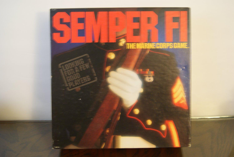 Semper Fi / the marine corps game