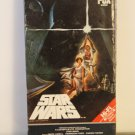 Star Wars / VHS tape / Red Letter