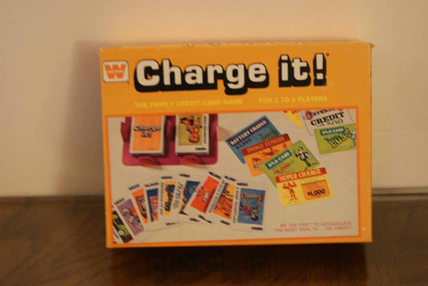 Charge it ! game