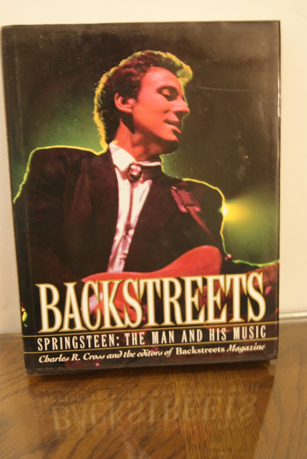 Backstreets / Stringsteen : The man and his music