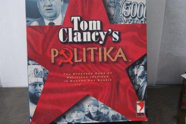 Tom Clancy's Politika game