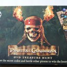 Pirates of the Caribbean dvd treasure hunt game