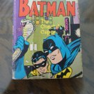 Batman The Cheetah Caper a Whitman book