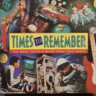 Times to remember game