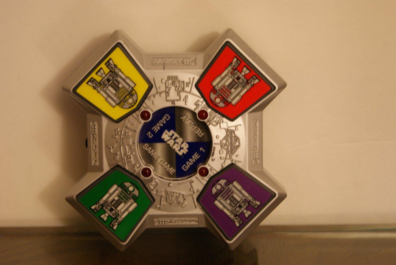 Stars Wars simon says game / Monopoly deal card game / Battleship game