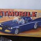 Batmobile model box