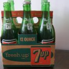 7UP bottles with carton