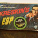 Kreskin's ESP game / The Great Buck Howard DVD