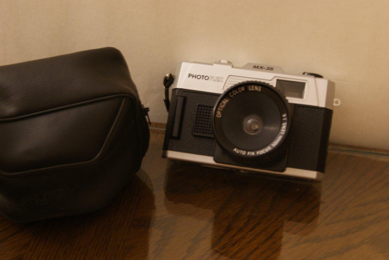 Photoflex / MX - 35 camera