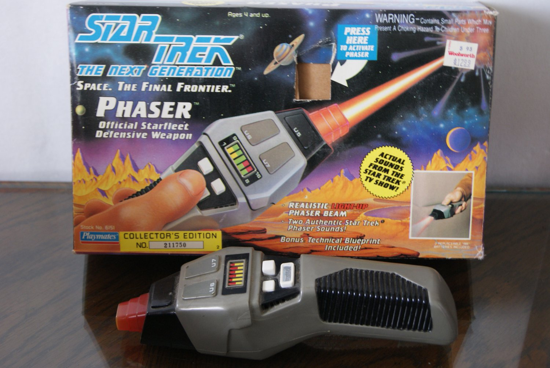 Star Trek / The next Generation Phaser