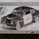 Highway Patrol / patrol car die cast