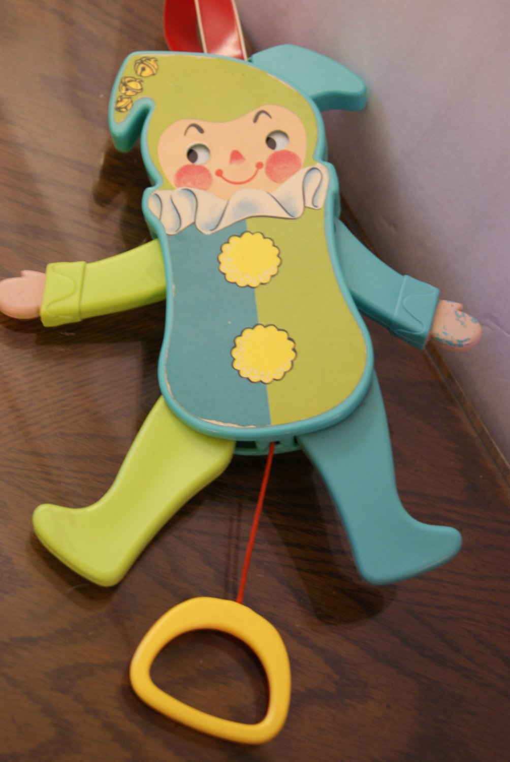 Fisher Price / Jolly Jumping Jack