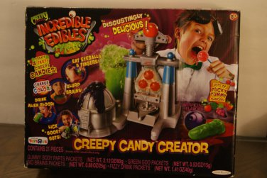 Creepy Crawlers Incredible Edibles