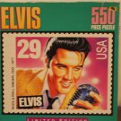 ELVIS Postage stamp puzzle
