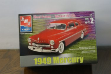 1949 Mercury model kit