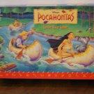 Pocahontas / canoe race game